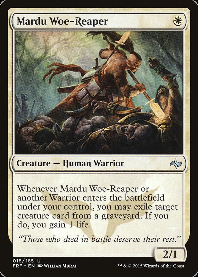 Mardu Woe-Reaper [FRF]