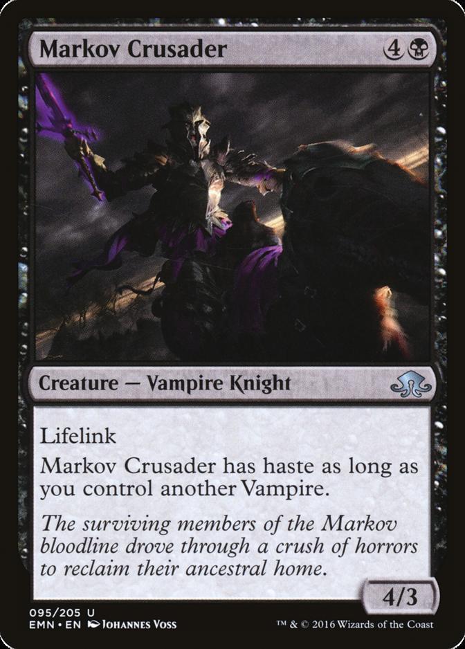 Markov Crusader [EMN]