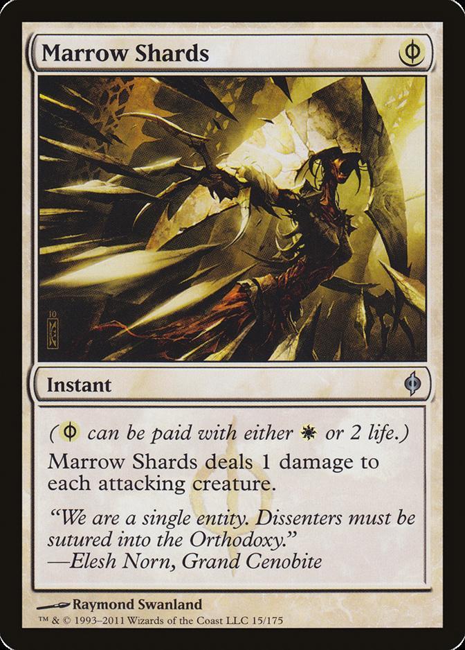Marrow Shards [NPH]