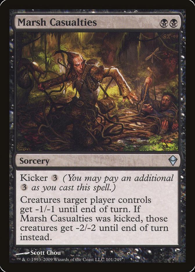 Marsh Casualties [ZEN]