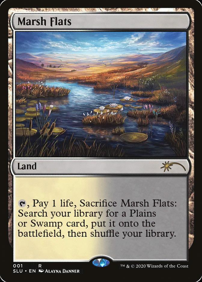 Marsh Flats [SLU]