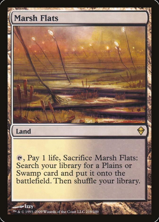 Marsh Flats [ZEN]