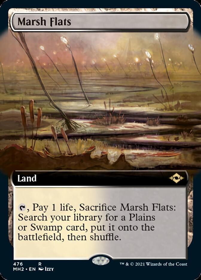 Marsh Flats <extended> [MH2]