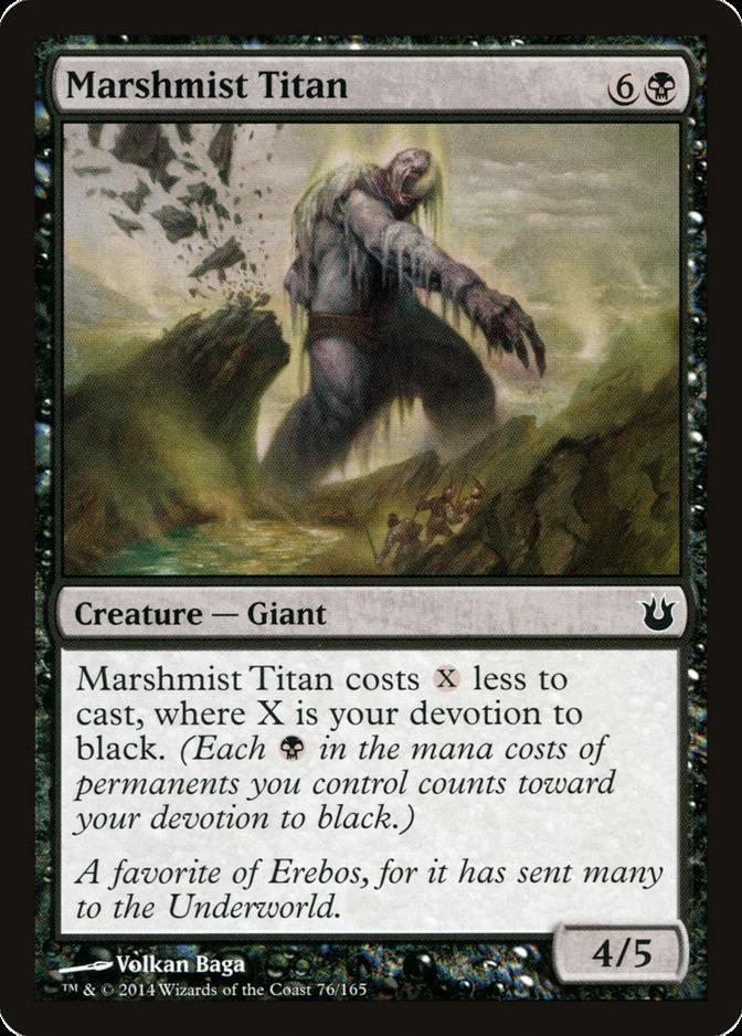 Marshmist Titan [BNG] (F)