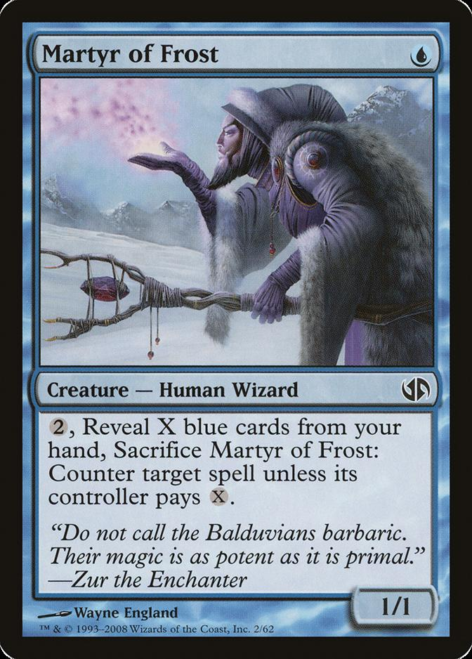 Martyr of Frost [DD2]