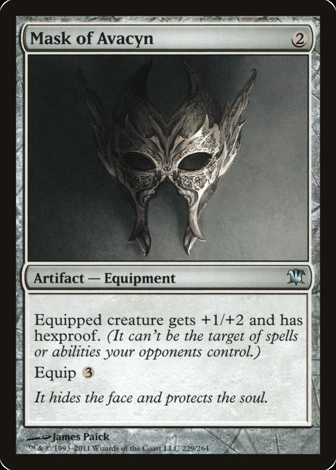 Mask of Avacyn [ISD]