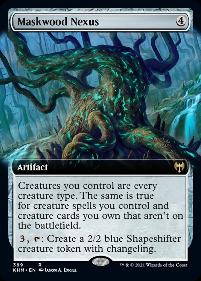 Maskwood Nexus <extended> [KHM]