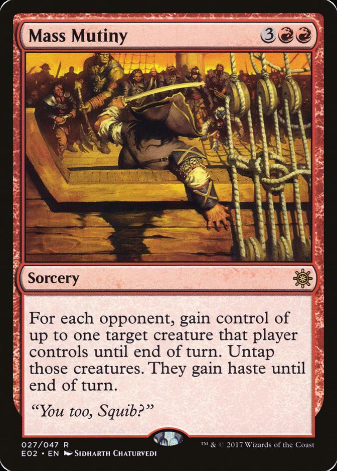 Mass Mutiny [E02]