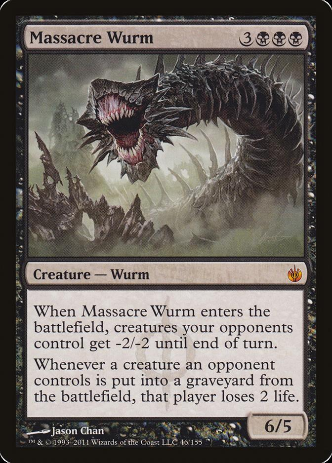 Massacre Wurm [MBS]
