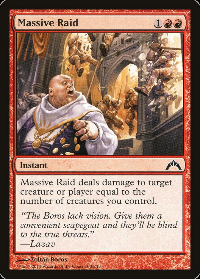 Massive Raid [GTC]