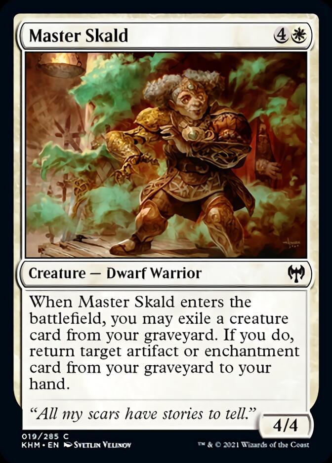 Master Skald [KHM]