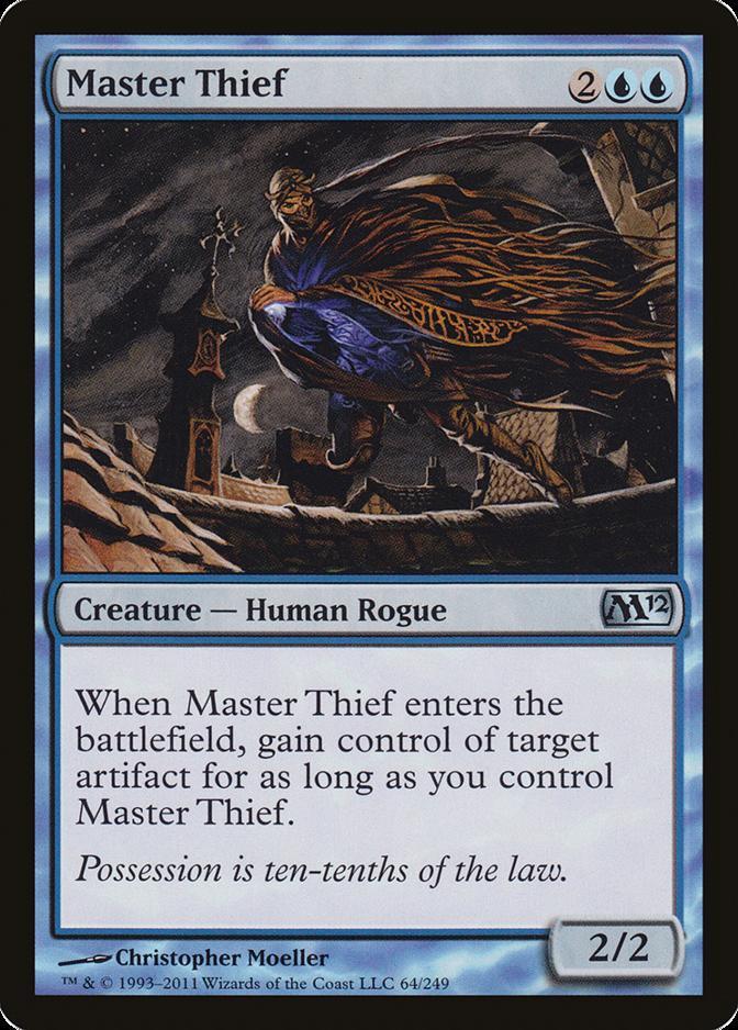 Master Thief [M12]