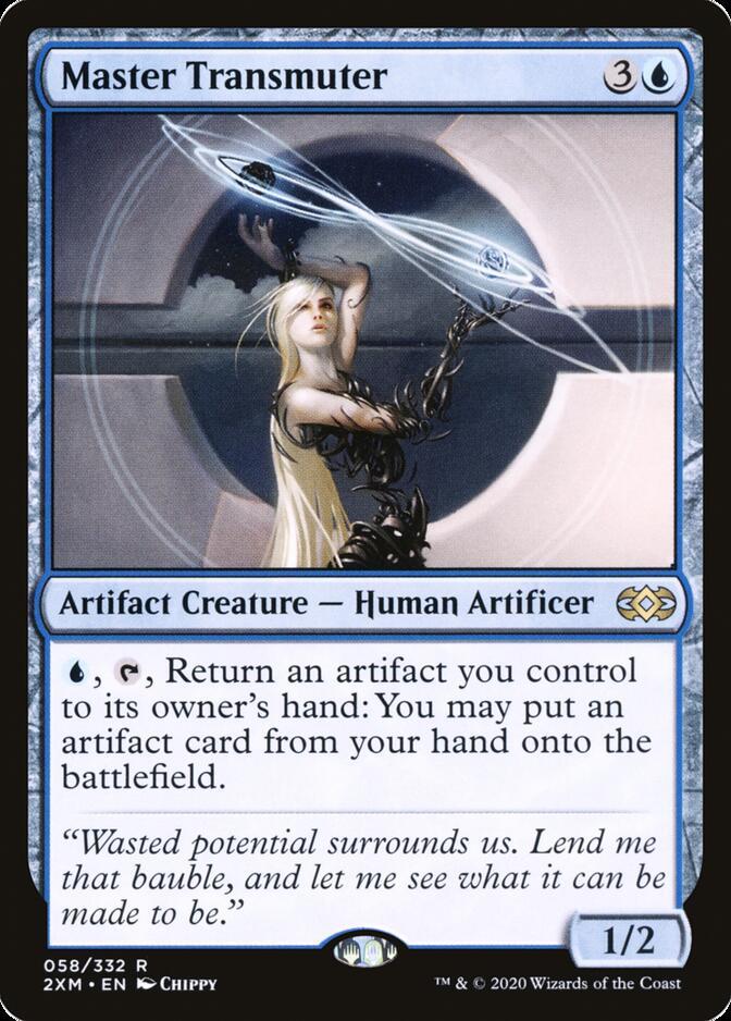 Master Transmuter [2XM]