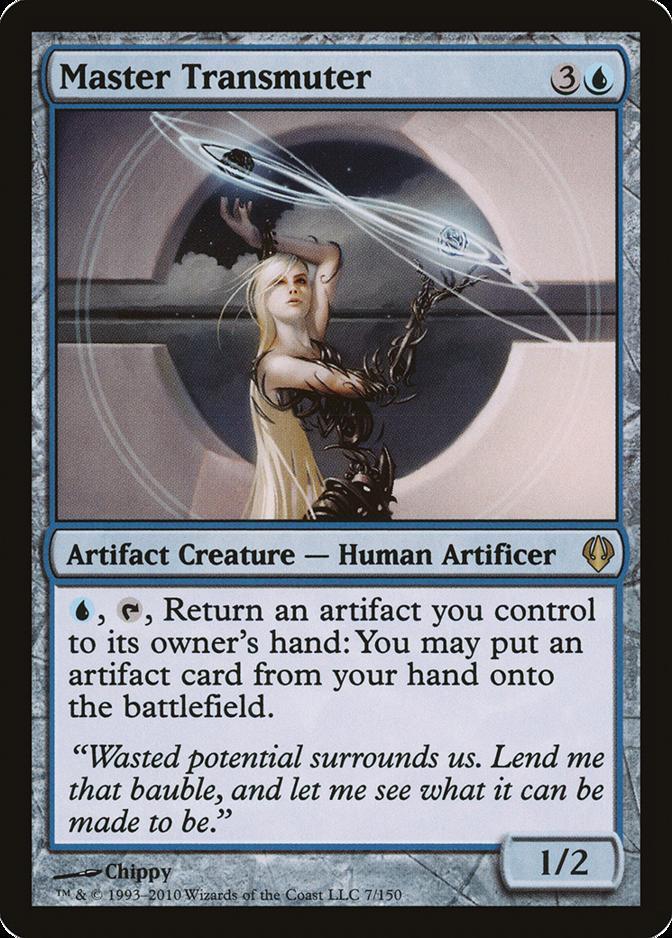 Master Transmuter [ARC]