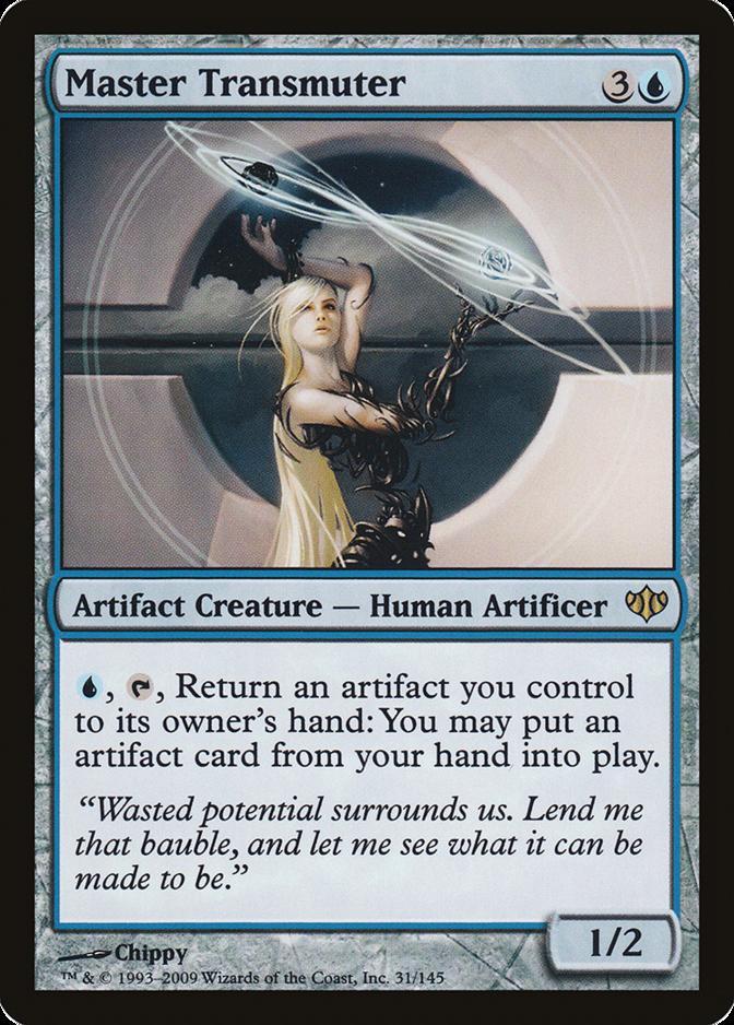 Master Transmuter [CON] (F)