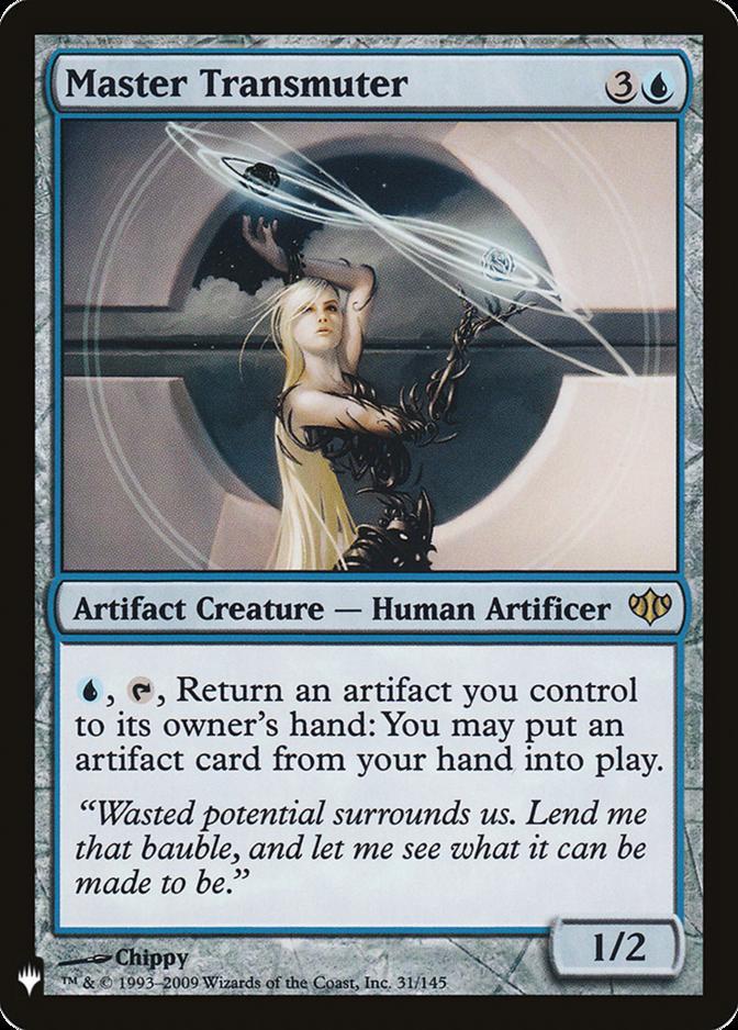 Master Transmuter [MB1]