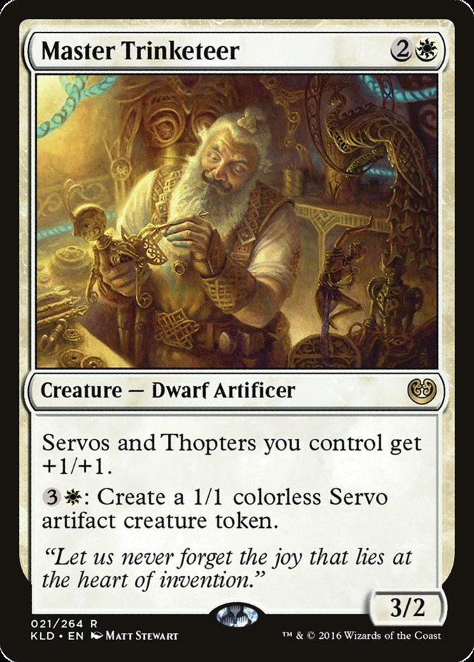 Master Trinketeer [KLD]