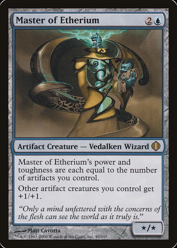 Master of Etherium [ALA]