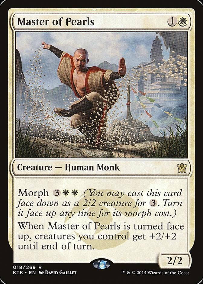 Master of Pearls [KTK]