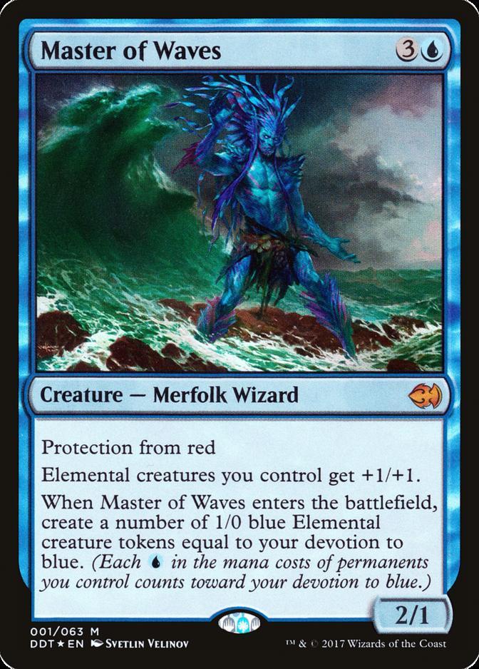 Master of Waves [DDT] (F)
