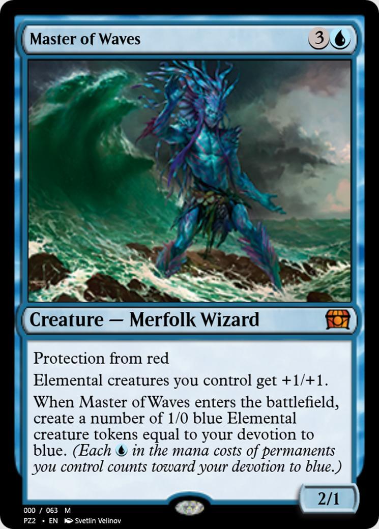 Master of Waves [PZ2]