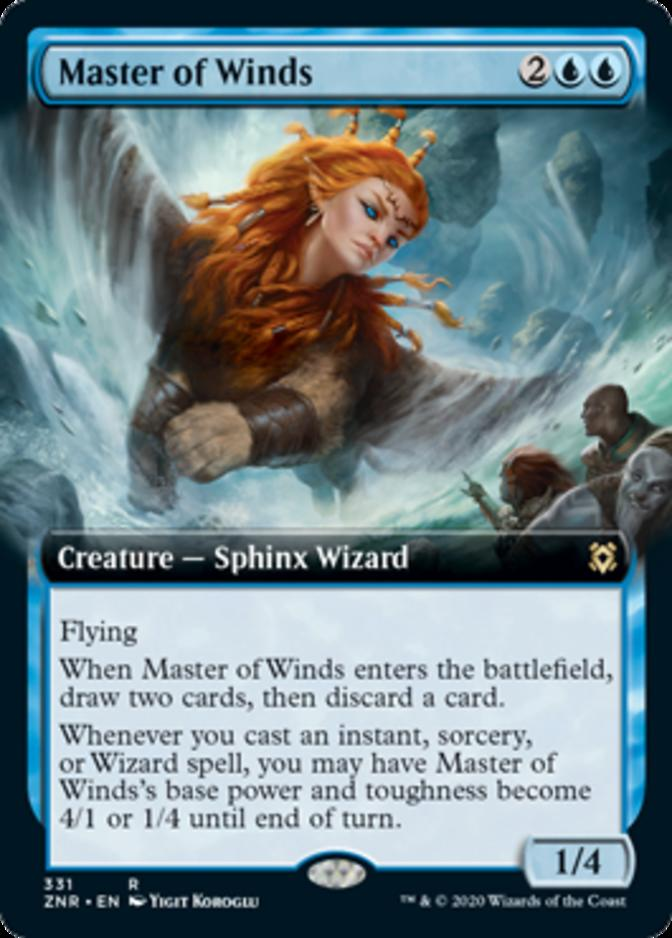 Master of Winds [PZNR]