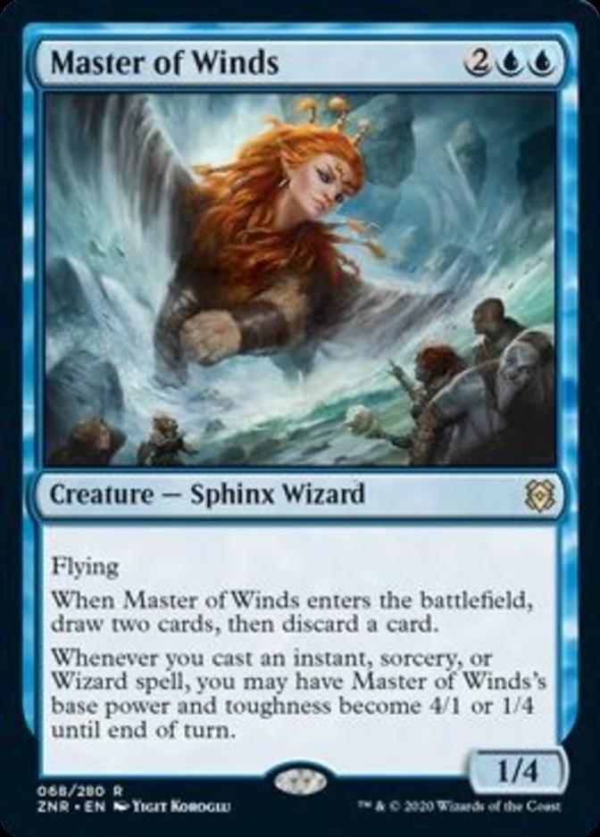 Master of Winds [ZNR]