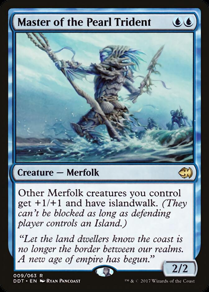 Master of the Pearl Trident [J21]