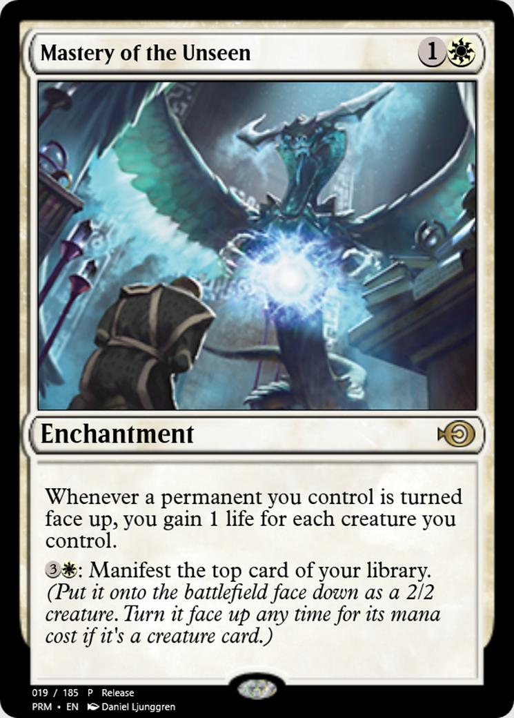 Mastery of the Unseen [PRM]