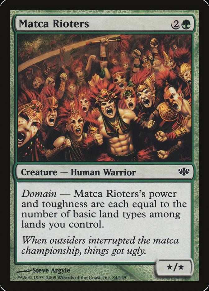Matca Rioters [CON]