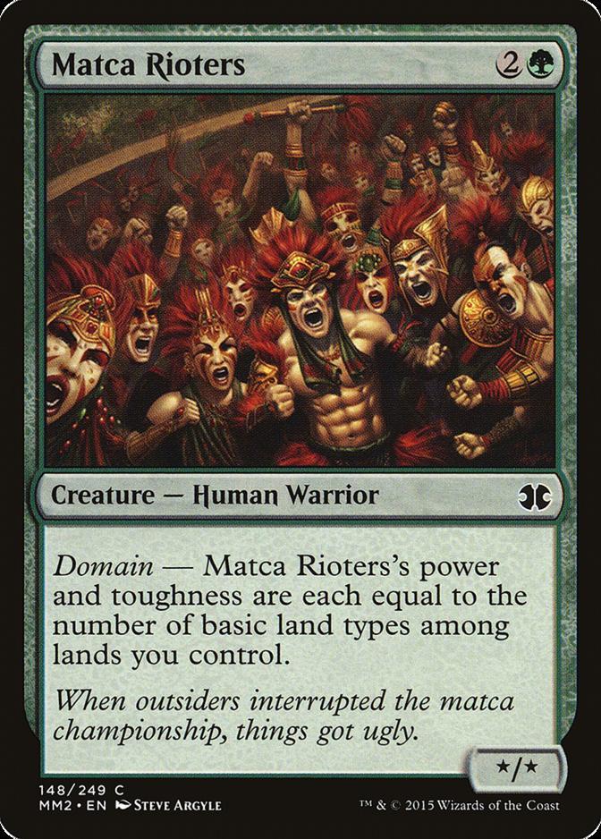 Matca Rioters [MM2]