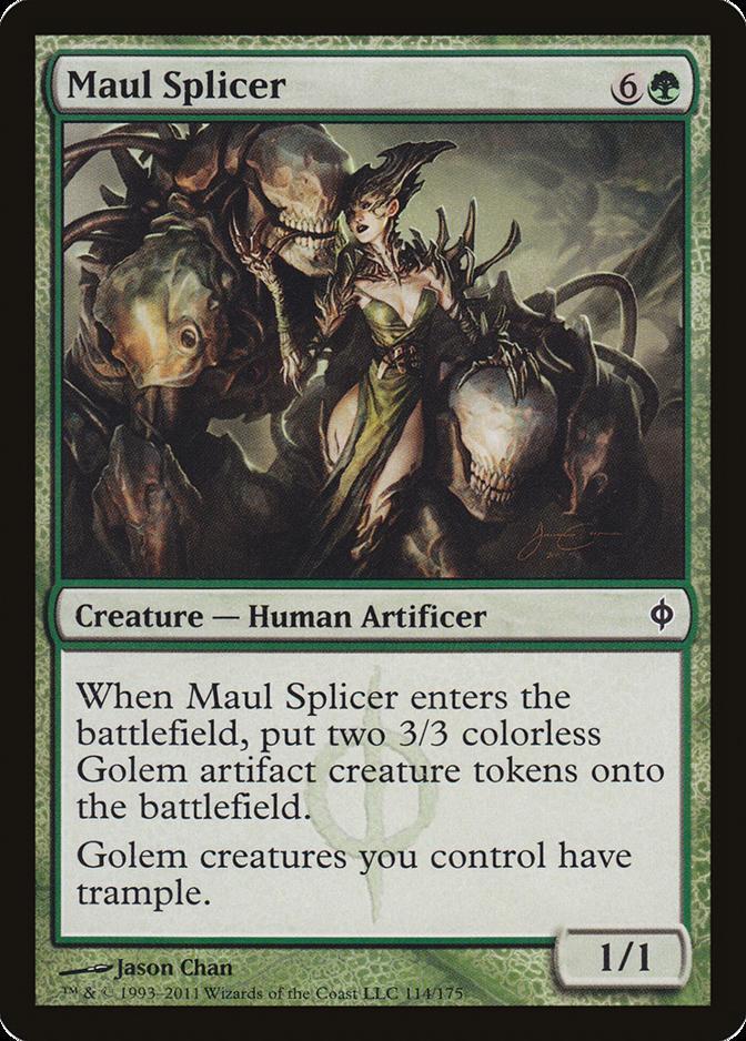 Maul Splicer [NPH]