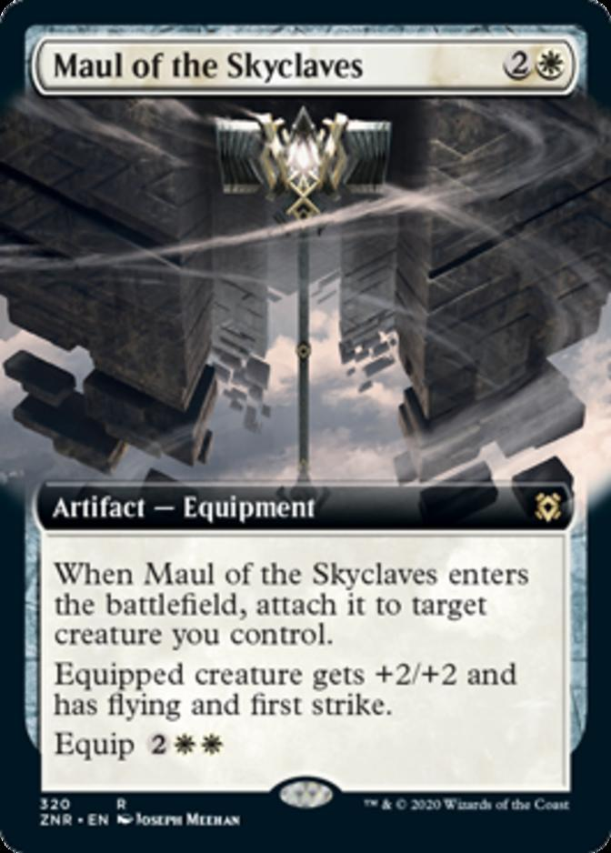 Maul of the Skyclaves [PZNR]