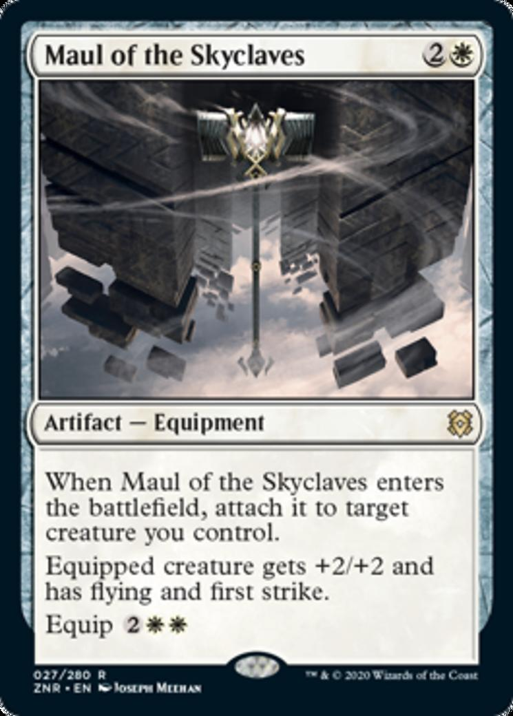 Maul of the Skyclaves [ZNR]