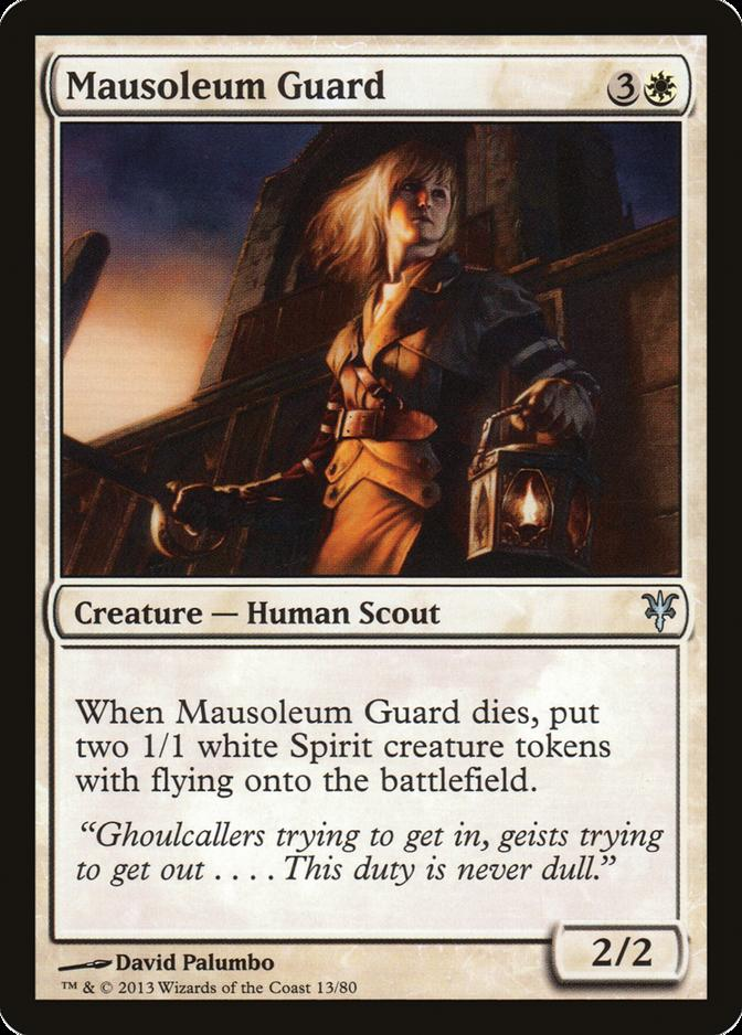 Mausoleum Guard [DDK]