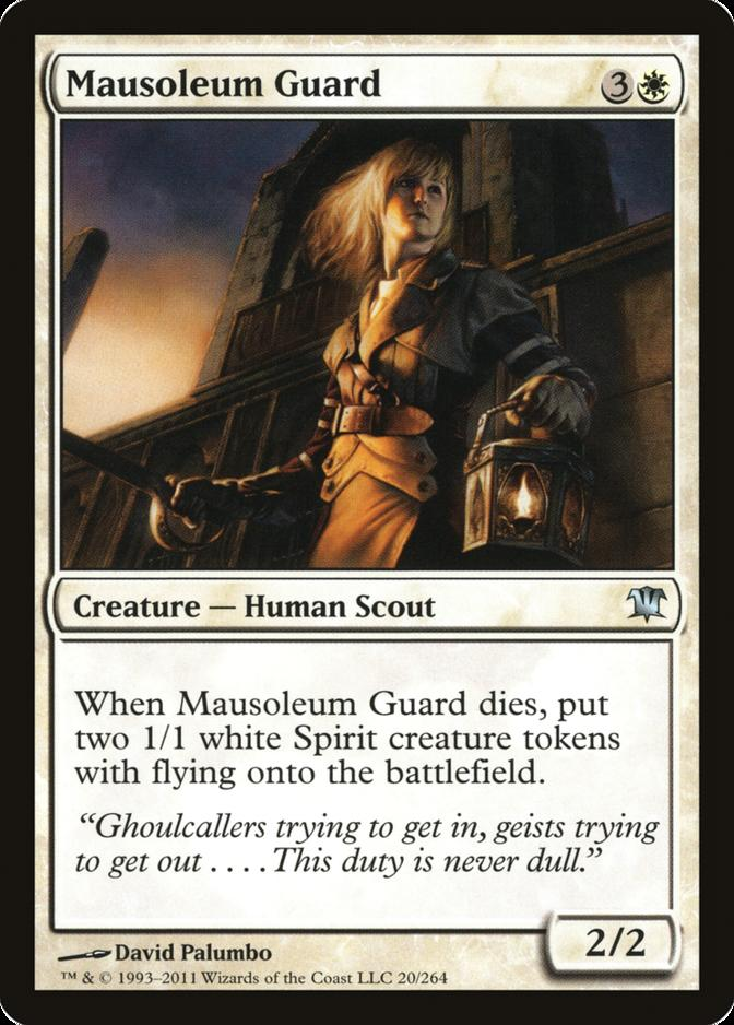 Mausoleum Guard [ISD]