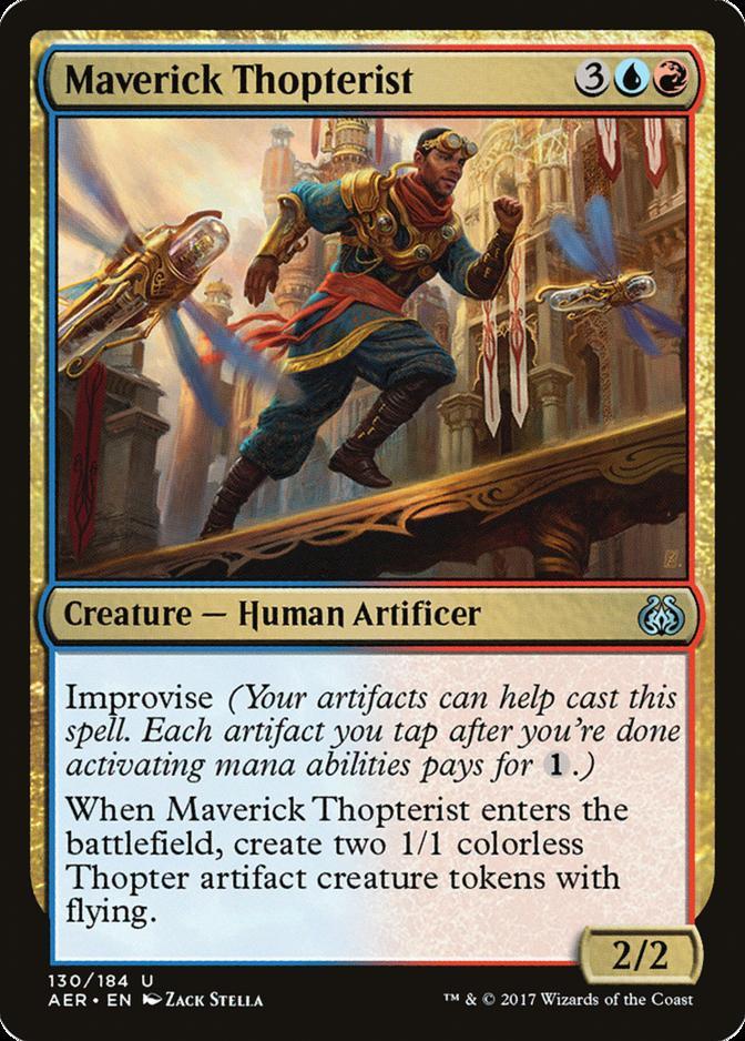 Maverick Thopterist [AER]
