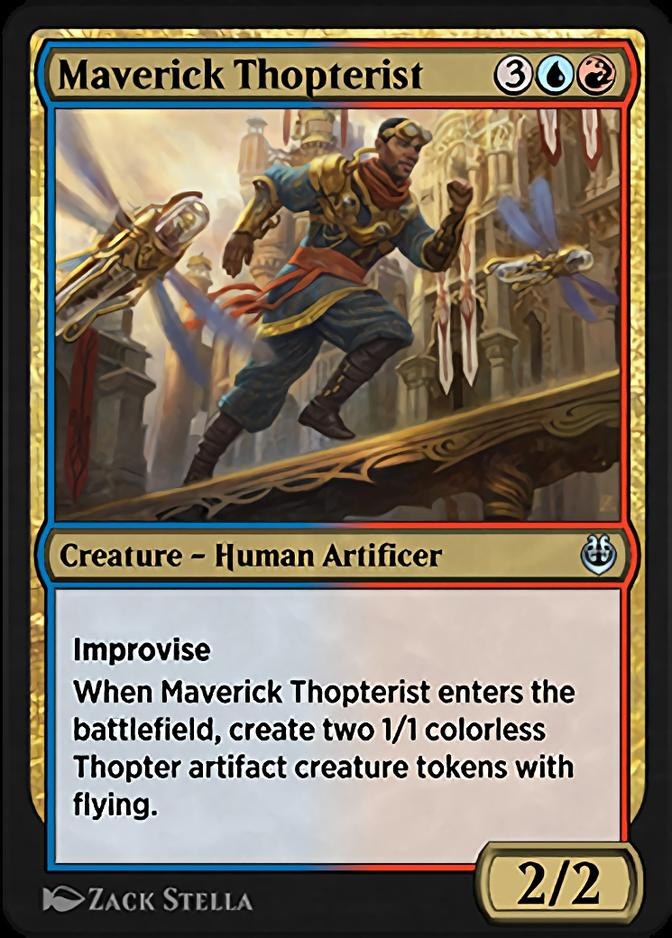 Maverick Thopterist [KLR]