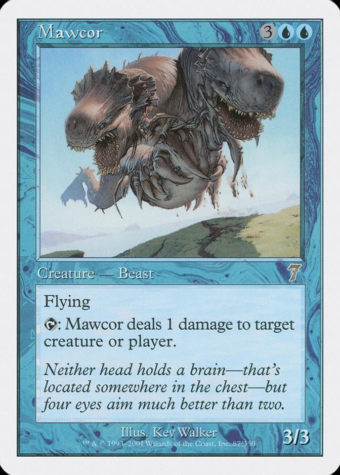 Mawcor [7E] (F)