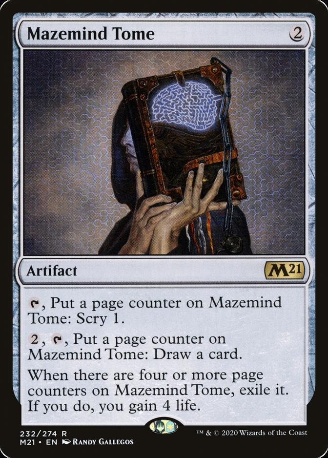 Mazemind Tome [M21] (F)