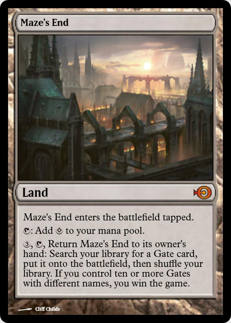 Maze's End [PRM]