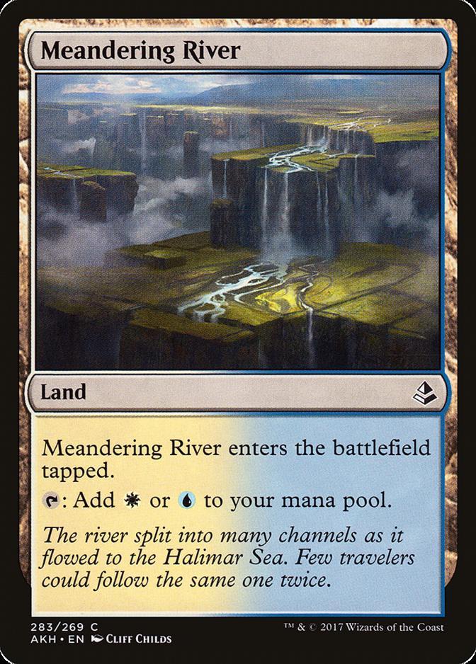 Meandering River [AKH]