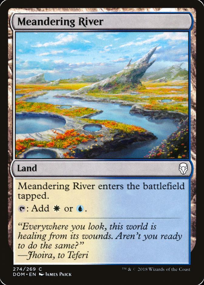Meandering River [DOM]