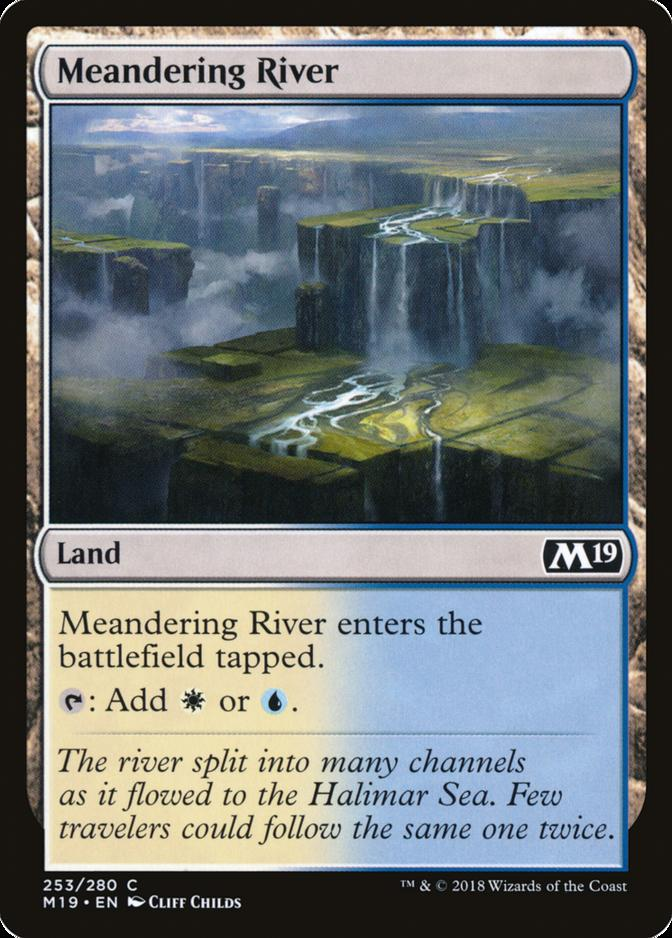 Meandering River [M19]