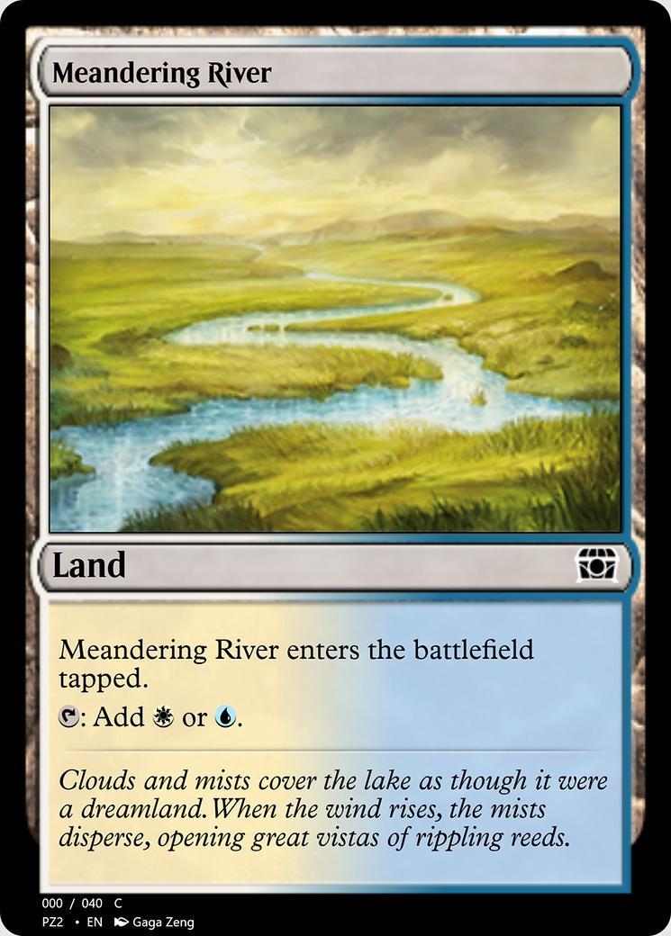 Meandering River [PZ2]