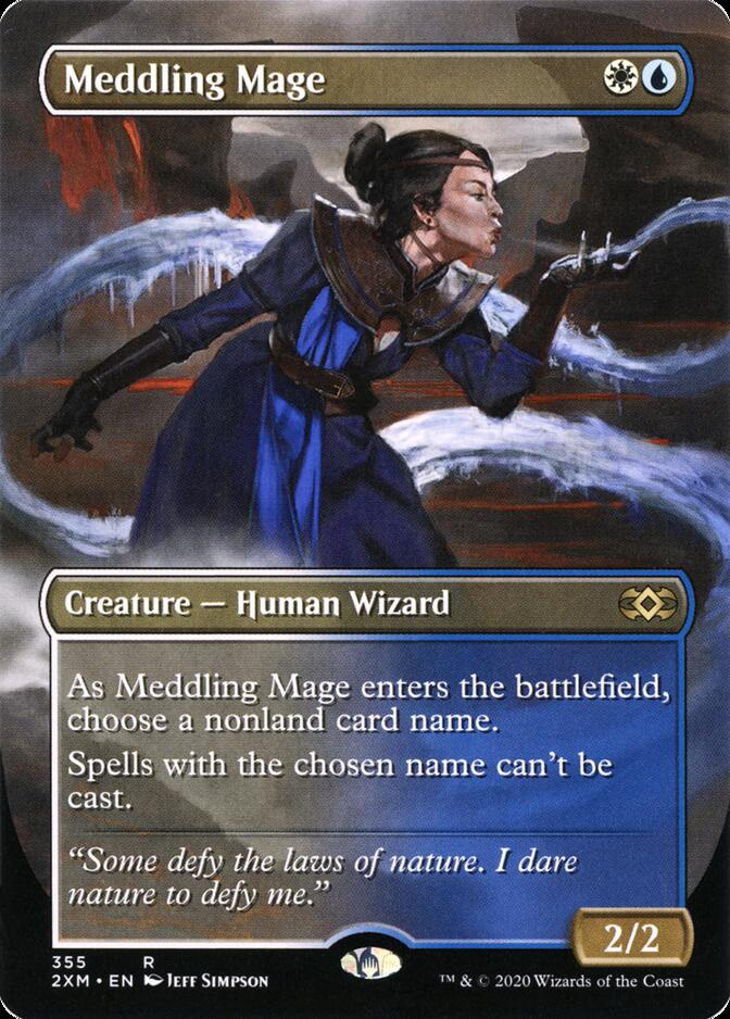 Meddling Mage [P2XM]