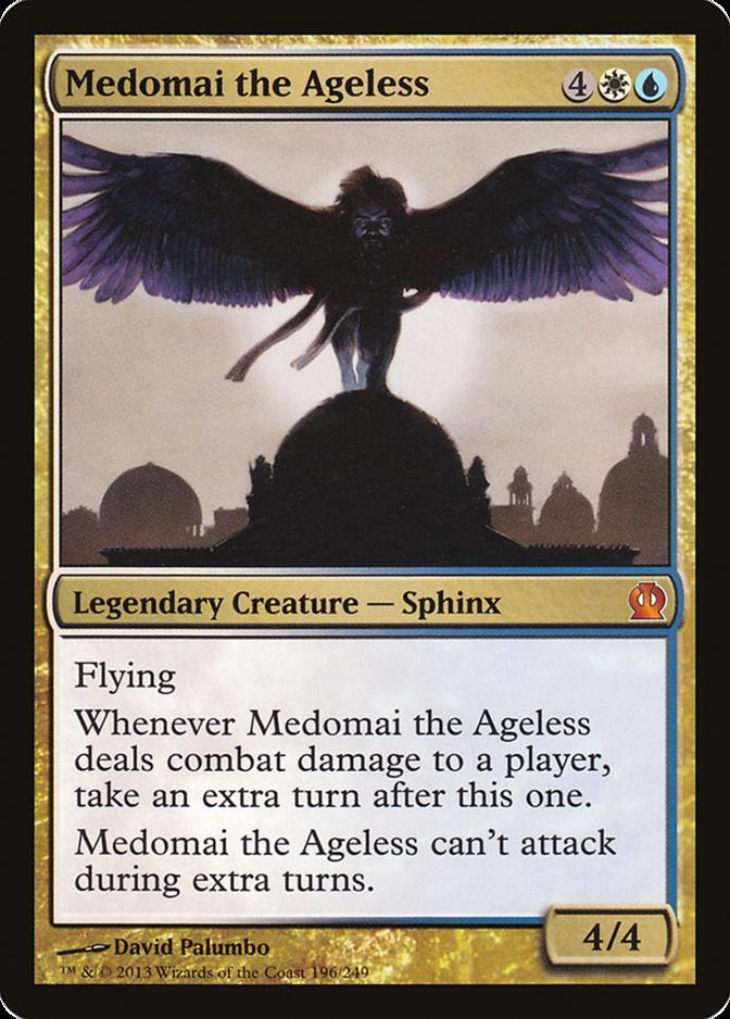 Medomai the Ageless [THS]