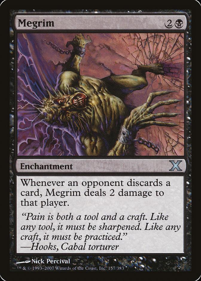 Megrim [10E]
