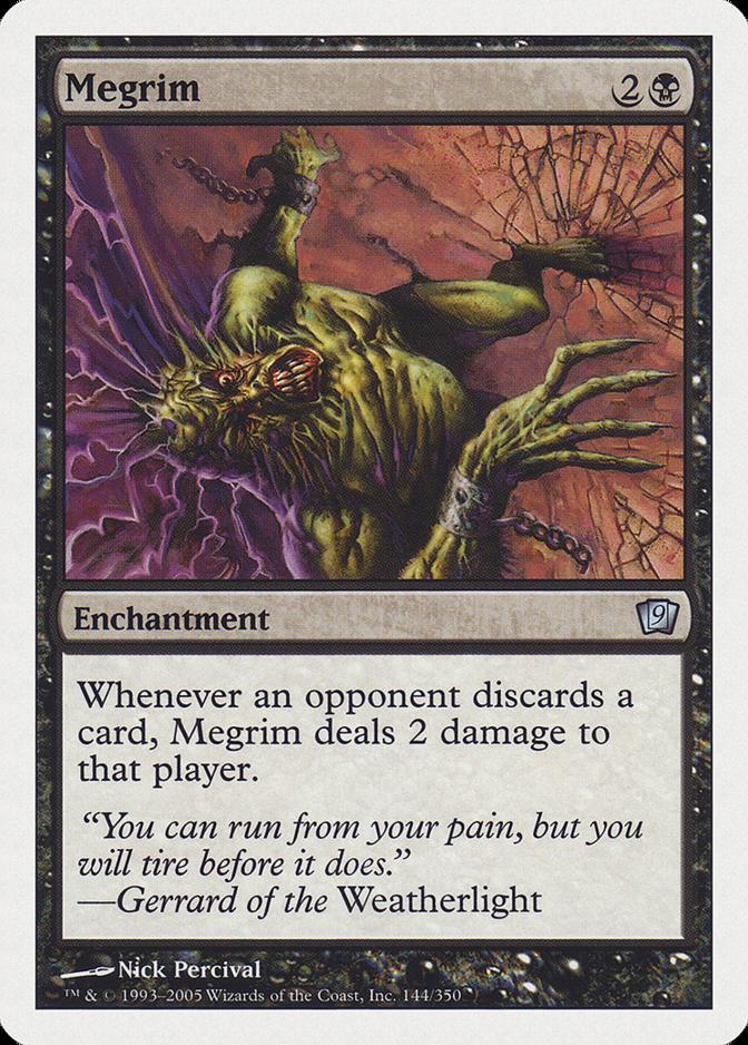 Megrim [9ED] (F)