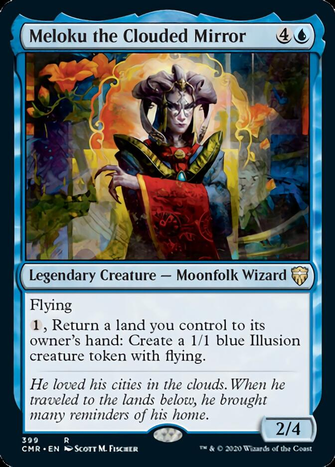 Meloku the Clouded Mirror [CMR]